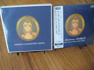 MARIANNE-FAITHFUL-JAPAN-Replica-TO-THE-ORIGINAL-LP-IN-A-LIMITED-RARE-4-CD-BOXSET