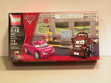 LEGO Disney Cars 8424 Mater's Spy Zone NEW MISB Fast Free Shipping !