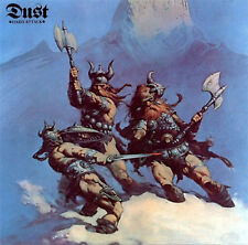 DUST Hard Attack Kenny Aaronson KAMA SUTRA RECORDS Sealed Vinyl Record LP