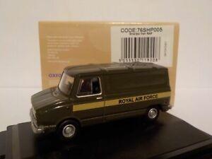 Model-Car-Sherpa-Van-RAF-1-76-New