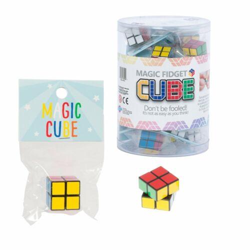 Magic 2 x 2 Bangers Cube Parti faveur Puzzle Cadeau