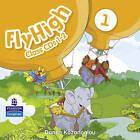 Fly High Level 1 Class CDs by Danae Kozanoglou (CD-Audio, 2010)