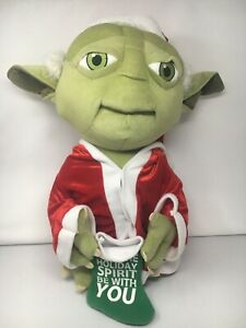 STAR-WARS-HOLIDAY-YODA-MAY-THE-HOLIDAY-SPIRIT-BE-WITH-YOU-2-Ft-Tall-Plush-Stands