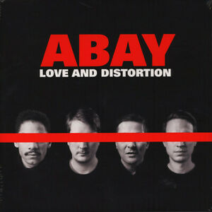 Abay - Love And Distortion Red Vinyl Edition (2018 - EU - Original)