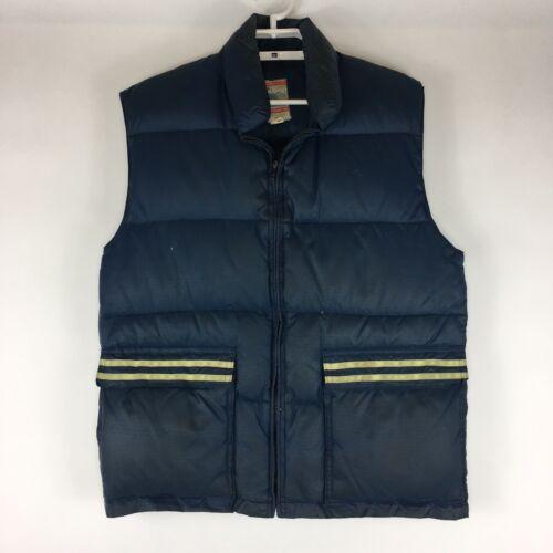 Vintage Frostline Down Puffer Vest Jacket Mens Siz