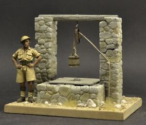 DioDump-DD059-North-African-well-1-35-scale-diorama-vignette-accessory