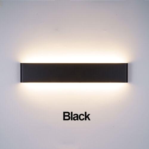 LED Creative Hallway Fixtures Lighting Indoor Sconces Lamp Light Wall Rectangle