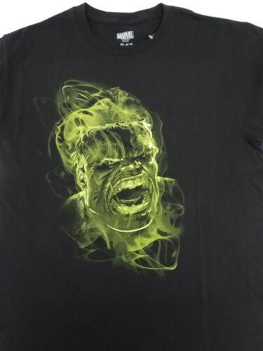 The Incredible Hulk Angry Face Marvel Comics T-Shirt