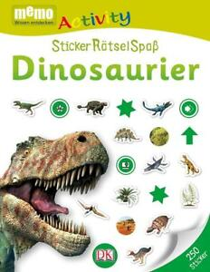 Memo-Activity-Dinosaurier-2014-Taschenbuch