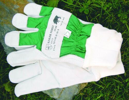 frachtfrei Neu 11 Paar KEILER Forst-Handschuhe Gr.10,5 Forsthandschuhe