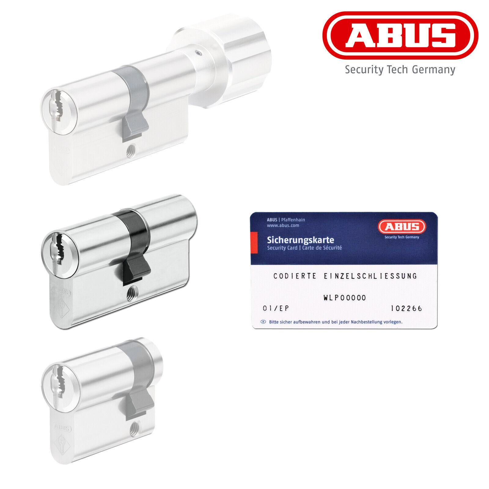 ABUS Schließzylinder Wavy Line pro Profilzylinder Schließzylinder 10 30 - 55 60  | Kompletter Spezifikationsbereich  | Haben Wir Lob Von Kunden Gewonnen  | Ausgezeichnete Leistung  | Vielfalt