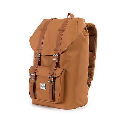 Herschel Supply Co. Little America (Caramel) Backpack