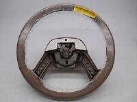 Ford Explorer Leather Steering Wheel Original Ford Part F4tz-3600-e