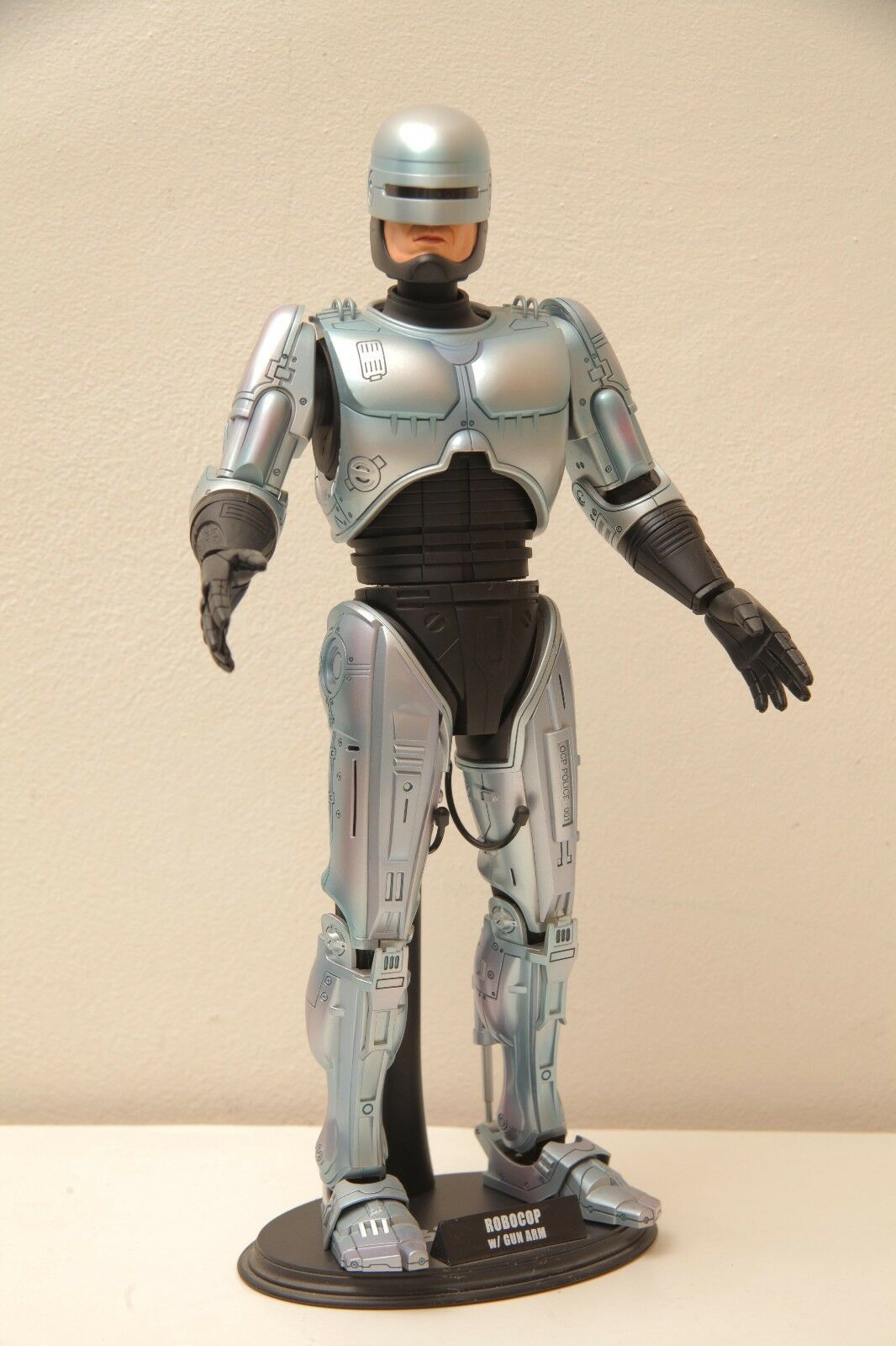 Hot Toys Robocop v1 1/6 Action Figure Loose