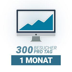 Taeglich-300-Deutsche-Webseiten-Besucher-fuer-1-Monat-I-Echte-Besucher-SEO