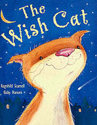 1 of 1 - The Wish Cat (Ready Steady Read), Scamell, Ragnhild, Very Good Book