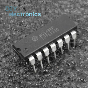 1//5PCS LM1496N LM1496 LM1800N LM1800 DIP NSC Demodulator IC Encapsulation ATF