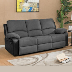 Fintry Fully Reclining Fabric Recliner