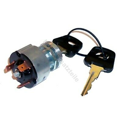 Bosch type 3 positions TOTALSOURCE 3661343007568 IGNITION SWITCH key E30
