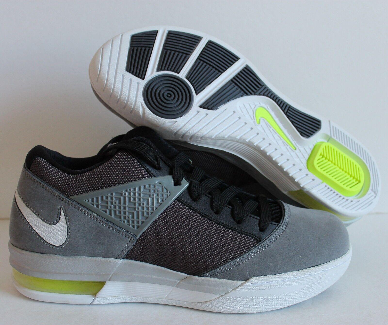 Nike zoom lbj lebron james ambasciatore iii sz 9 [415142-004]