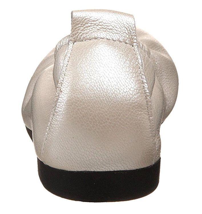 Arche para mujer mujer mujer Layo Cervo Nácar Perle pearl blancoo comodidad Ballet Zapatos sin Taco Sin Talla 36 2fd341