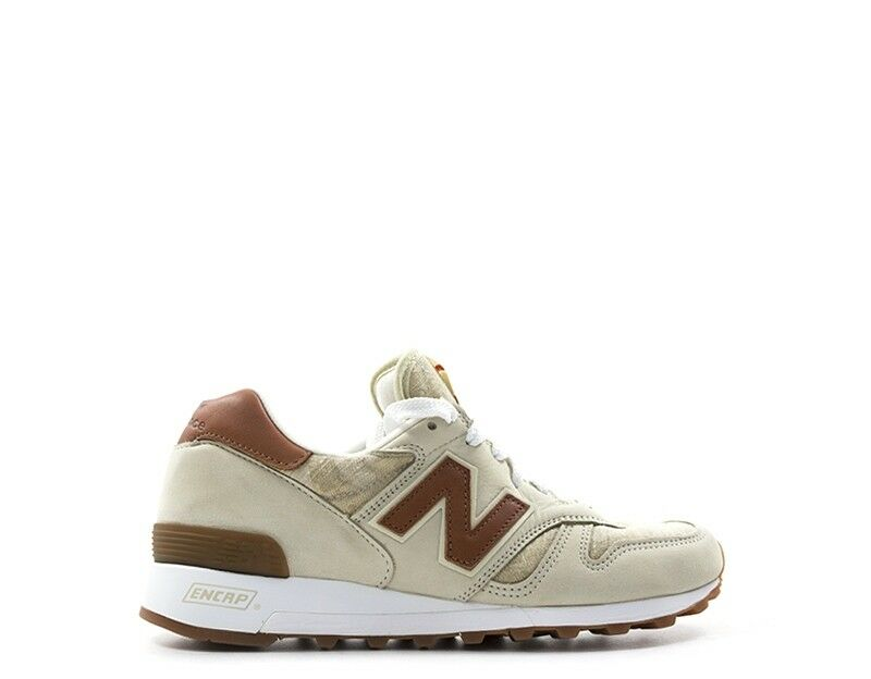 Zapatos NEW BALANCE Hombre BEIGE Gamuza,Tela M1300DSP