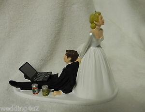 Computer Cake Topper Ebay