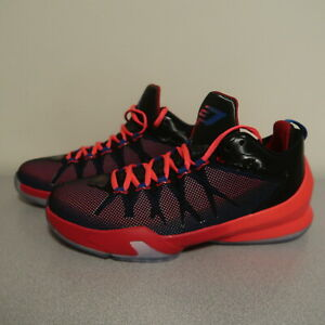 lepszy zamówienie online niepokonany x Details about Jordan CP3 VIII AE 725173-025 Black/Red/Royal Chris Paul Nike