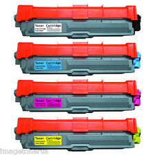 4-Pack Toner Set for Brother HL-3170CDW 3140CW MFC-9130CW 9330CDW TN221 TN225