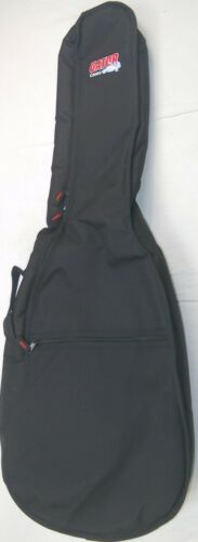 Gator GBEMini-AcousticGig Bag for 1//2 to 3//4 Size Guitar  NEW
