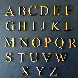 TIMES NEW ROMAN WOODEN MDF LETTERS & NUMBERS IN SIZES 2-3-4-5-6-7-8 AND 10cm