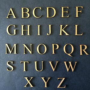 Times New Roman En Bois Mdf Lettres & Chiffres En Tailles 2-3-4-5-6-7-8 Et 10cm-afficher Le Titre D'origine