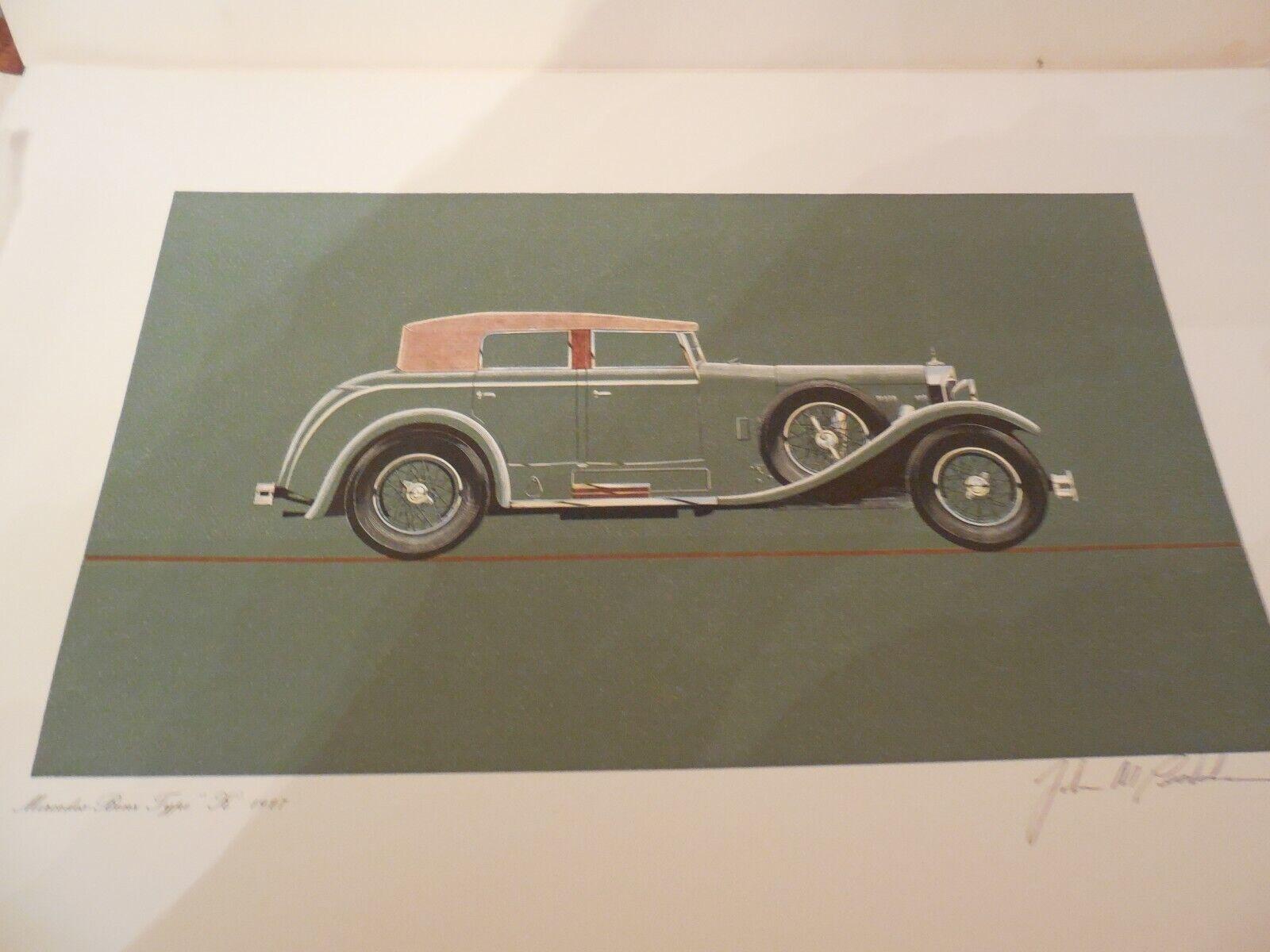 Vintage 1950s Mercedes Benz  on eBay thumbnail