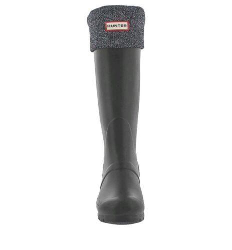 media Original Boot Glitter Hunter 5054916274555 Taglia Nwt Socks Tall Cuff 0qwqg1