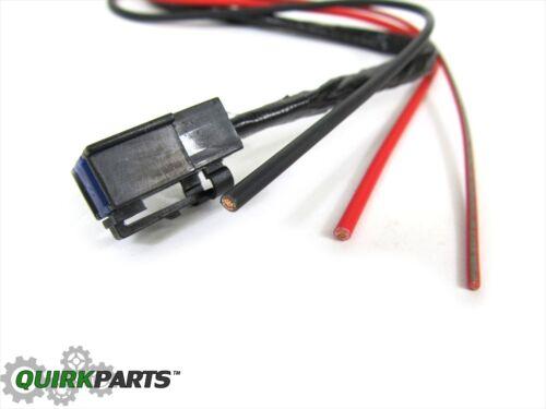 99-04 JEEP GRAND CHEROKEE BLOWER MOTOR WIRING CONNECTOR GENUINE MOPAR 68052436AA