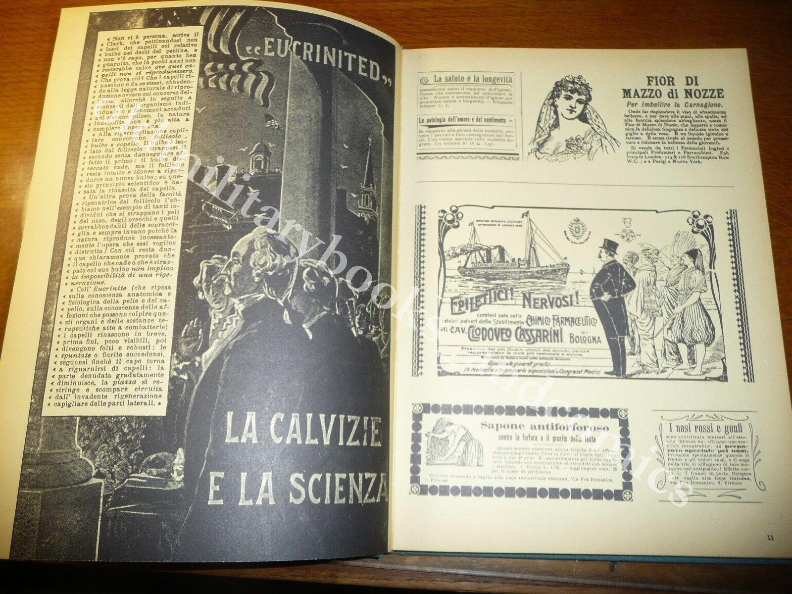 LA PUBBLICITA PER BENE LE PUBBLICITA DEL SECOLO SCORSO NEI QUOTIDIANI E RIVISTE
