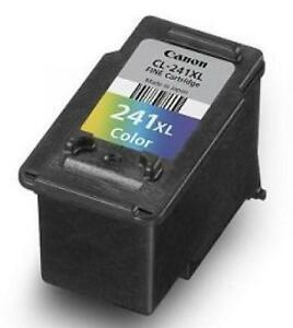 Canon CL 241XL Remanufactured Color Ink Cartridge starting at $17.49. City of Toronto Toronto (GTA) Preview