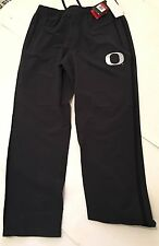 New NWT Oregon Ducks Velocity Nike Black Water Repellent Pants Size XL