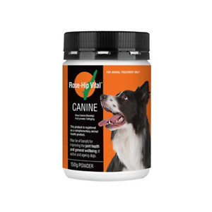 Rose Hip Vital 150g Canine Powder