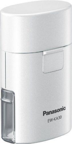 Panasonic Pocket Inhaler Aspirator Compact EW-KA30-W White from JAPAN New M