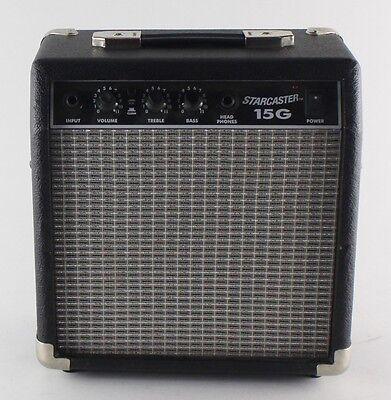 FENDER Starcaster 15 G 28 W Guitar Amp Cabinet Electric Guitar Amplifier
