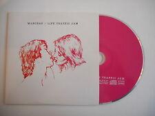 MANCEAU : LIFE TRAFFIC JAM [ CD ALBUM PROMO PORT GRATUIT ]