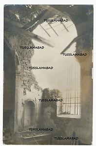 Kirche-mit-Loch-in-Frankreich-siehe-Postkarte-1-WK