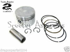125cc (52.4mm) PISTON KIT for MOTO-ROMA (zongshen) RUNNER GRAND PRIX 2001