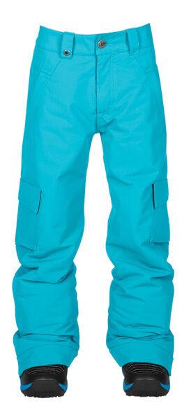 Bonfire Troop Youth Insulated Snowboard Pants Medium Spash blueee Kids