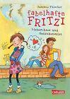 Fabelhafte Fritzi 01 - Liebeschaos und Gedankensalat von Susanne Fülscher (2013, Gebundene Ausgabe)