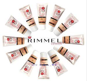 Rimmel-Lasting-Finish-25hr-Nude-Foundation-SPF20-Tube-30ml-Please-Choose-Shade