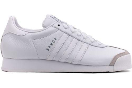 Nuove adidas samoa originali mens cuoio cuoio cuoio bianco nwt ltd nr. | In vendita  | Gentiluomo/Signora Scarpa  3b58c0