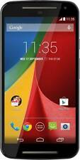 Moto G-2nd GenXT1068 16Gb Black Pre-owned +Scratches+3 Months Seller Warranty