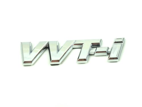Genuine New TOYOTA VVT-i BADGE Emblem For YARIS 2001-2005 TS T2 VVTi GLS T Sport